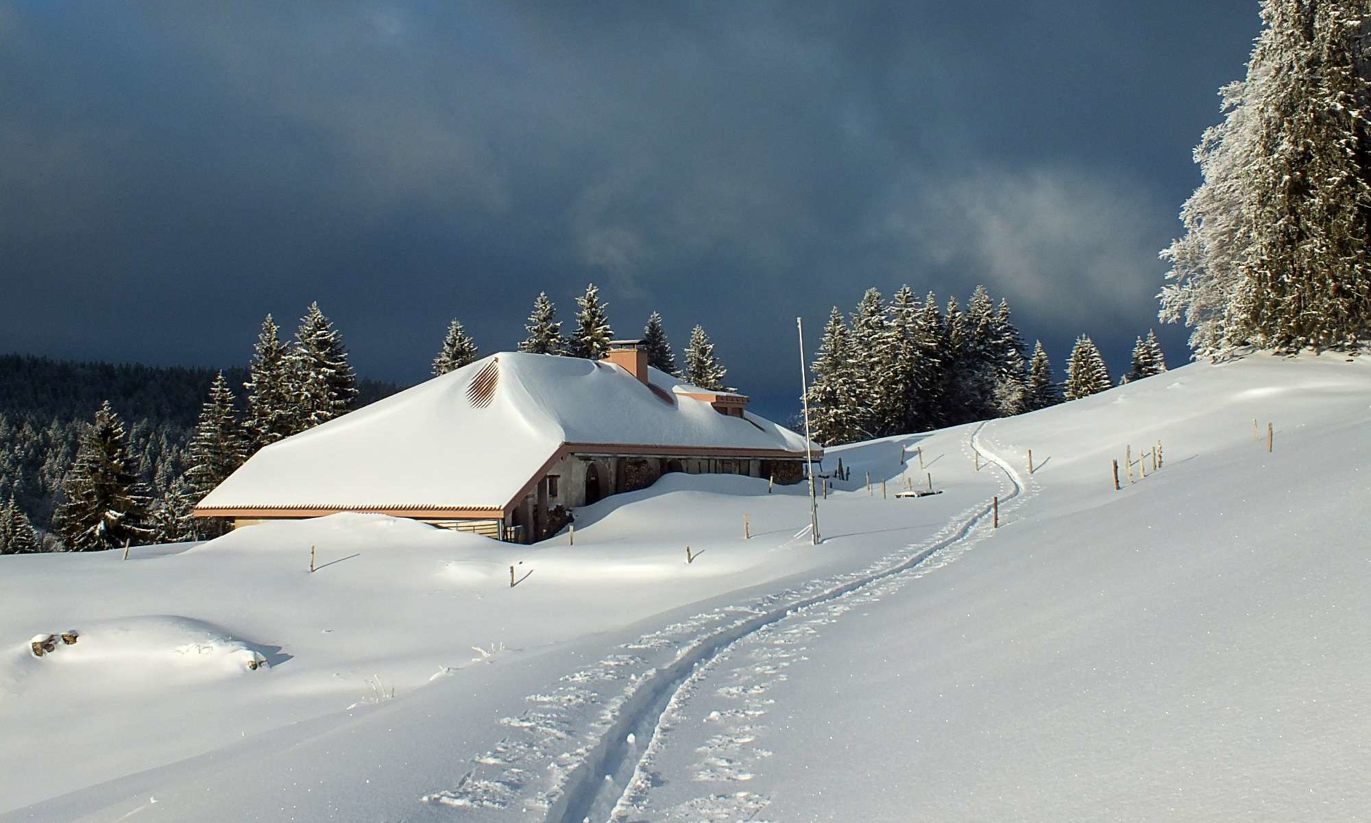 Ski de randonnée nordique dans le Jura ou ailleurs